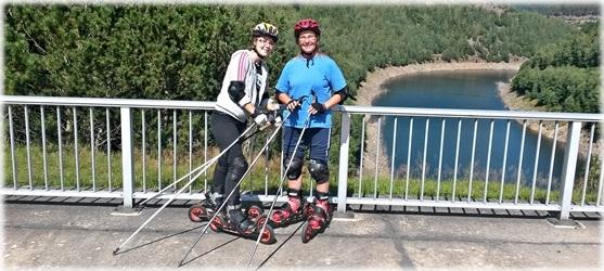 Skike Kurse für Neugierige, für Sportliche oder einfach für Alle