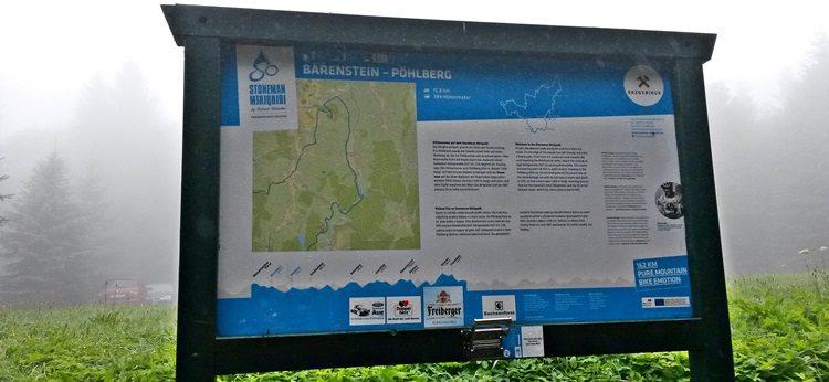 """rennsteig-bike-tour auf ist auf """"Abwegen"""""""